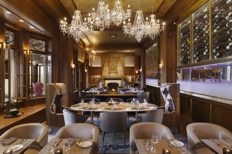 Fairmont Champlain restaurant