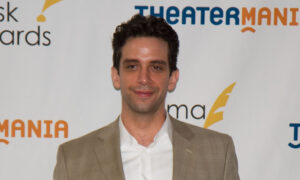 Broadway Actor Nick Cordero Wakes Up From Coma, Wife Says
