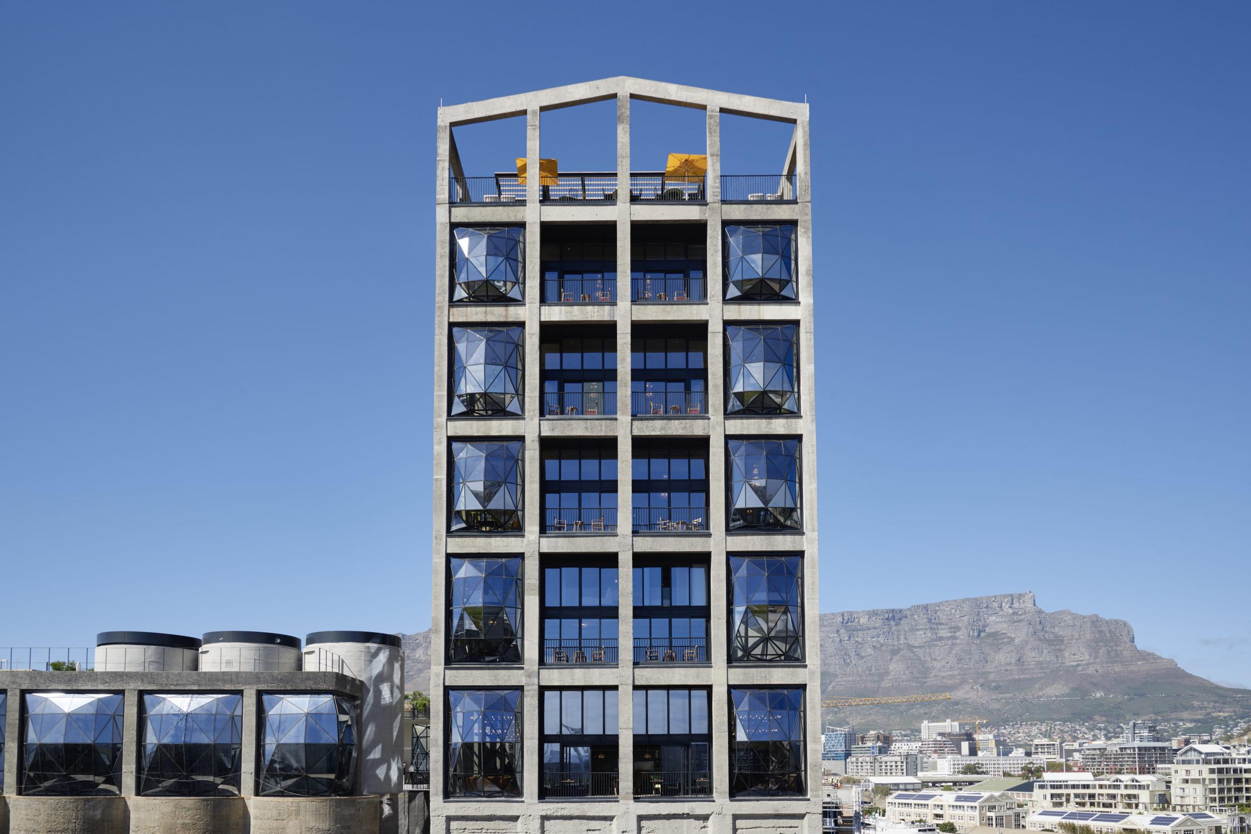 The Silo Hotel in Cape