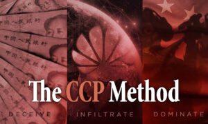 The CCP Method: Hong Kong Revelation