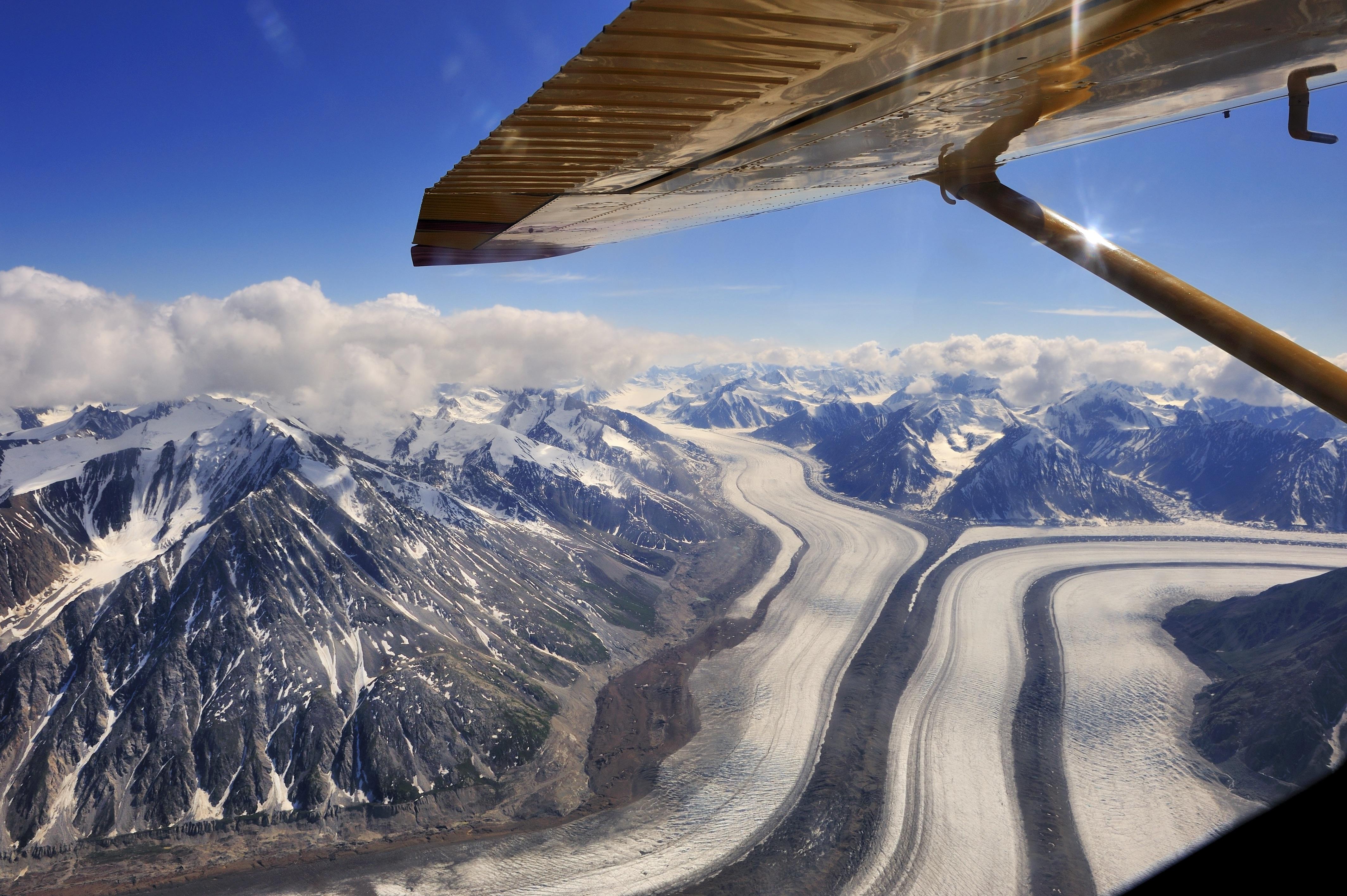 kluane glacier