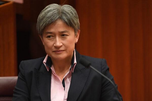 Australian Sen. Penny Wong
