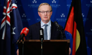 Australian Economic Recovery Relies on Virus Cures: Reserve Bank Governor Philip Lowe