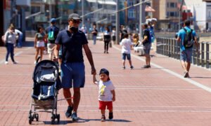 Spain Eyes More Easing of CCP Virus Lockdown After Children Reclaim Streets