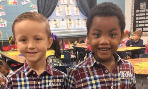 'He Was Adamant That They Were Identical': 5-Year-Old Makes Mom Cry With Photo of His 'Twin'