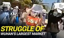 Vendors Demand Rent Reduction at Wuhan's Largest Wholesale Market