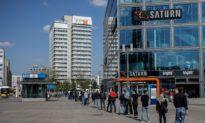 German Retailers Seek Full Reopening From May 4