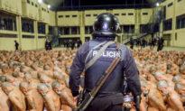 Photos Emerge as El Salvador Enforces Lockdown on Jailed Gang Members After Surge in Murders