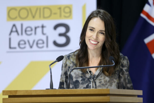 Jacinda Ardern New Zealand PM
