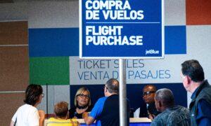 JetBlue Requiring Passengers to Wear Masks on Flights