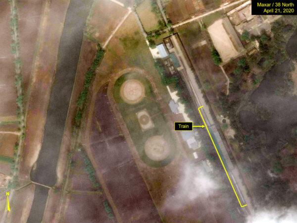 Satellite image ©2020 Maxar Technologies-38