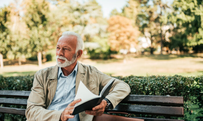 Gray hair used to be a sign of wisdom. Now, generational divides are growing sharper, and younger generations no longer look to the elderly for advice. (Von Branislav Nenin/Shutterstock)