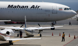 Pompeo Urges End to Overflight Rights for Iranian Airline Flying to Venezuela