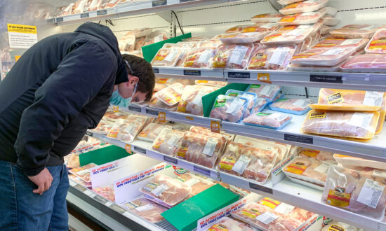 Food Prices Surge in Biggest Jump Since 1974