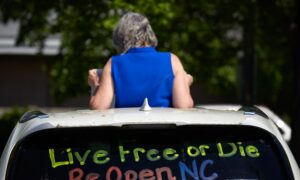 Protest Organizers of 'Reopen North Carolina' Detained for Defying Stay-at-Home Order
