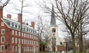 Harvard to Pay $1.3 Million to Settle Federal Grant Fraud Claims