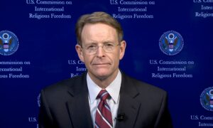 USCIRF's Tony Perkins: On China's Surveillance State and Threats to Freedom of Religion Globally