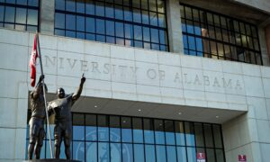 University of Alabama Records Over 500 CCP Virus Cases in Less Than a Week