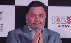 Top Actor and Bollywood Scion Rishi Kapoor Dies of Leukemia