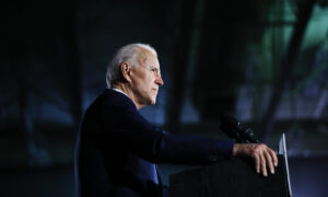 Biden Names 4 People to Oversee Search for Running Mate