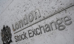 China Quietly Raised $1.8 Billion on London Stock Exchange, More Planned