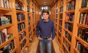 The Ambassador of Good Fiction: 'Devoted' by Dean Koontz