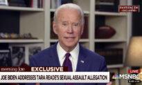 Biden Refuses Search for Accuser's Name in Records at University of Delaware