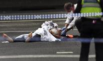 Man Shot Dead by Western Australia Police, Five Stabbed