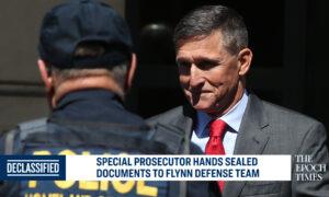 Unusual Developments in Flynn Case   Declassified