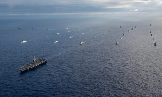 Large-Scale Pacific Maritime Exercises Get Green Light, Despite Pandemic