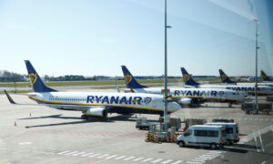 Ryanair Boss Decries 'State Aid Doping' as Airline Sheds 3,000 Jobs