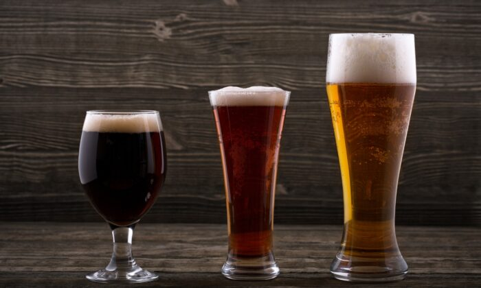 There's a glass for every beer. (Fotorince/Shutterstock)