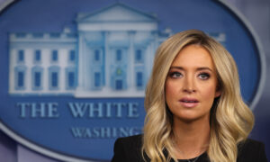 White House: 'We Take Displeasure With China's Actions'
