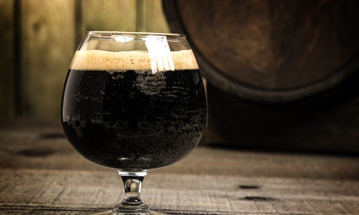 Imperial stouts often do well in the cellar, especially the barrel-aged variety. (Todd Taulman Photography/Shutterstock)
