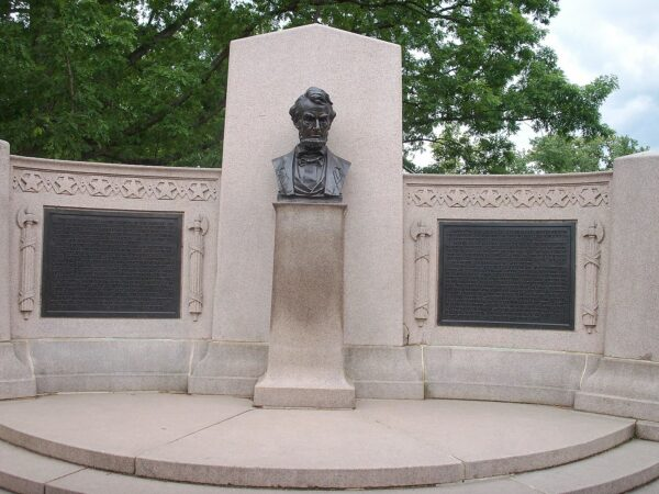 Lincoln Gettysburg Address Memorial