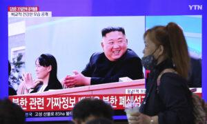 Photos of Kim Jong Un Purport to Show North Korean Leader Alive