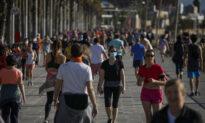 Western Europe Relaxes Virus Measures, Russia Numbers Spike