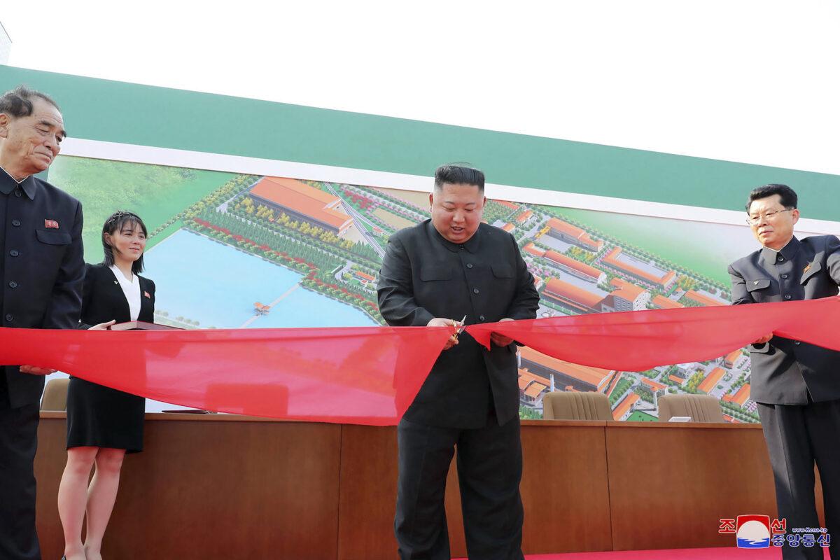 Trump Responds to Kim Jong Un Resurfacing: 'Glad' He's 'Back and Well'