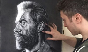 Professional Artist Gets Revenge on Fans Asking for Free Drawings in the Most Hilarious Way
