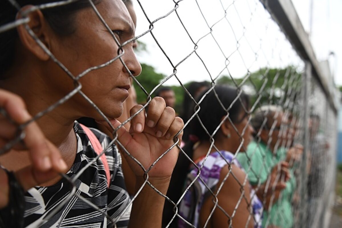 Venezuelan prison riot leaves at least 46 dead, 60 injured