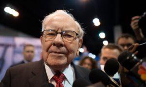Buffett's Berkshire Hathaway Reports Nearly $50 Billion Loss