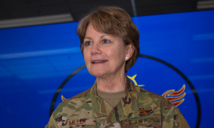 (Master Sgt. Katherine Novales/DVIDSHUB)