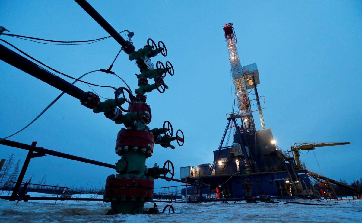 Yarakta Oil Field