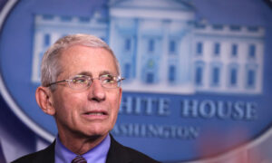 Fauci Fears George Floyd Protests May Be 'Perfect Setup' for Virus Spread