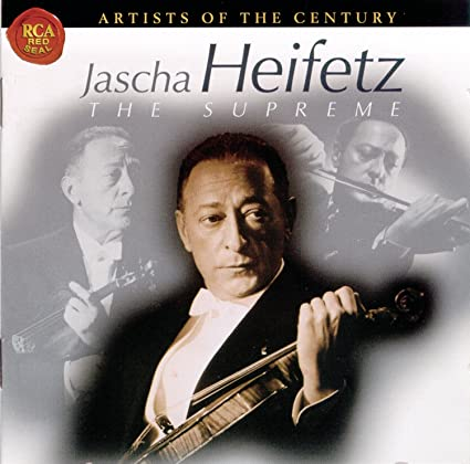 Heifetz album