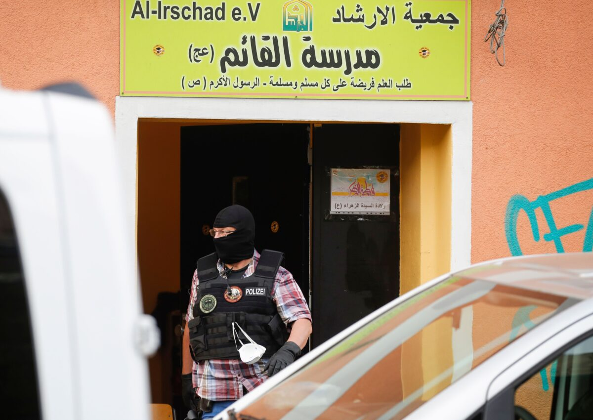 Germany Hezbollah raids