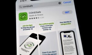 Virus App Issues Stop People Signing Up in Australia