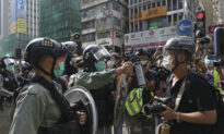 Photojournalist Risks His Life in Hong Kong
