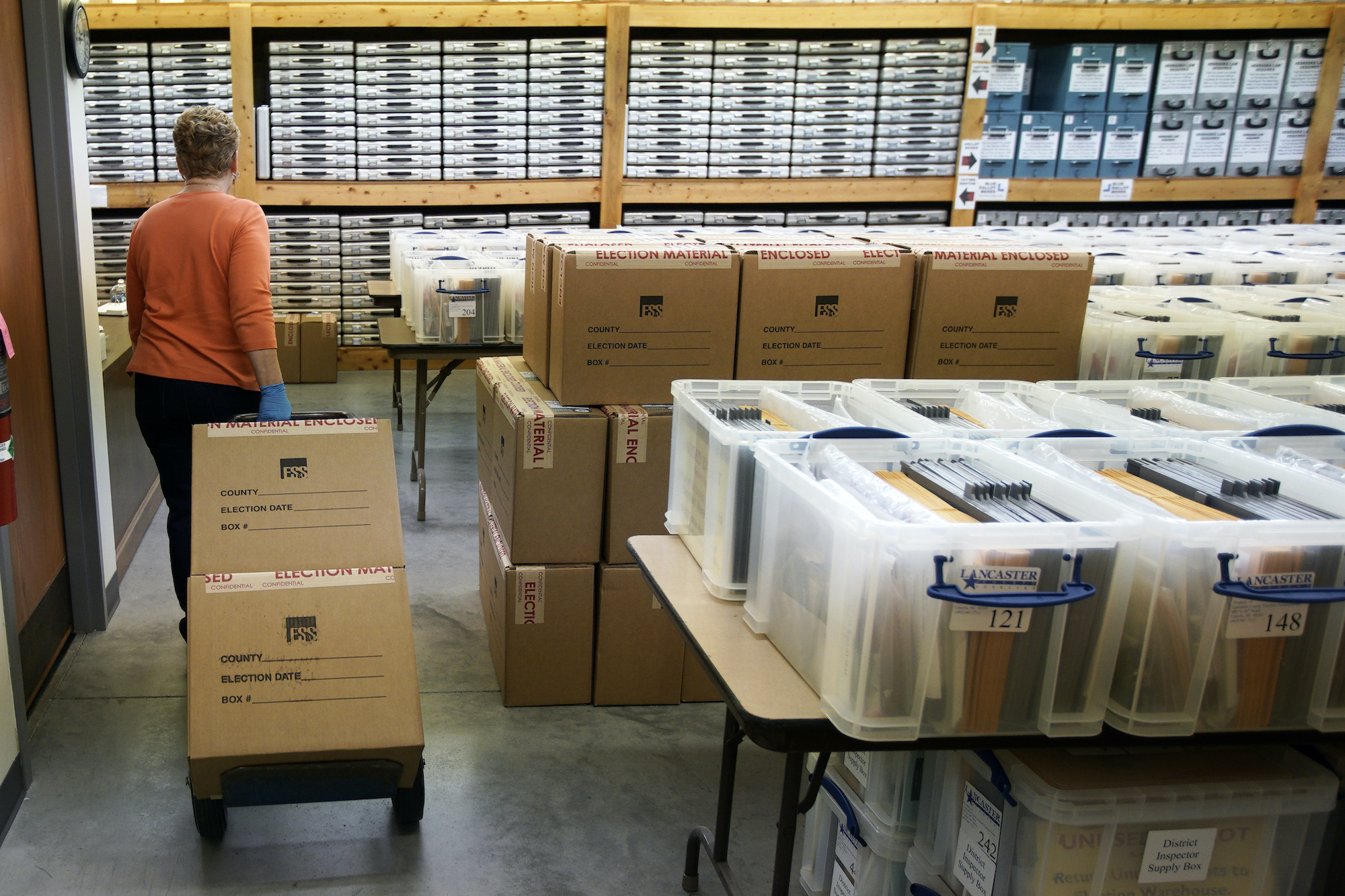 Neb primary_boxes of ballots