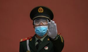 Beijing's Aggressive Tactics Amid Pandemic Response Triggers Global Pushback